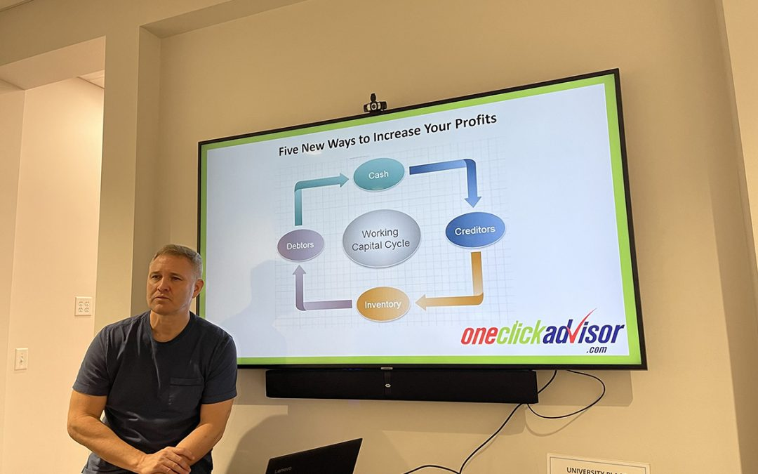Five new ways to increase profits – Coral Springs 09/14